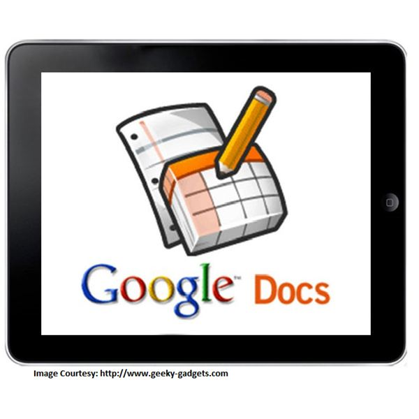 Fig 2 - Best Cloud Clients - Google Docs