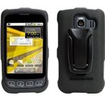 LG Optimus V Glove Snap-On Case