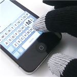 Capacitive Touch-Screen Glove