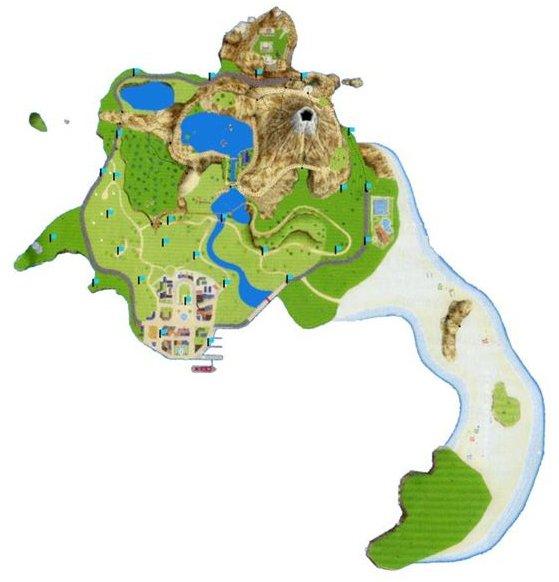 Wuhu Island Tour Island