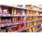 Supermarket gondola