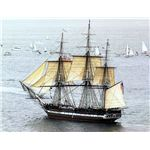USS Constitution from Wiki Commons by US Navy