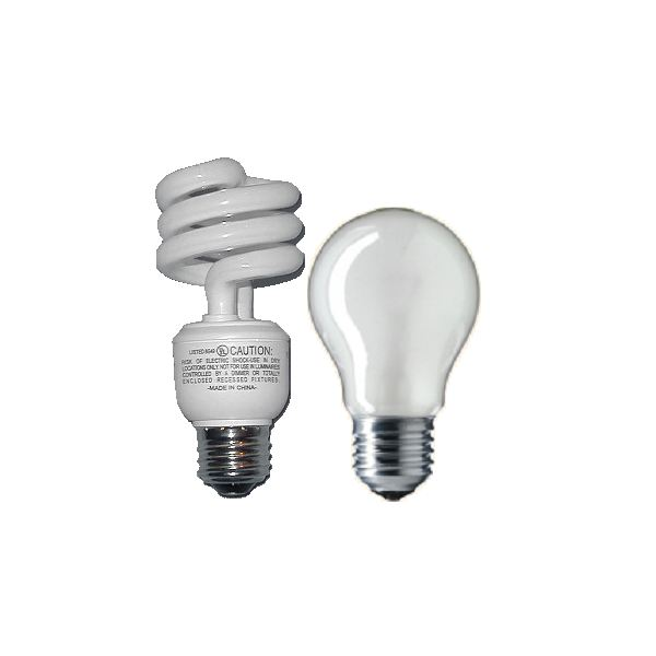 Light Bulbs, Mercury Emissions & Why You Should Switch to CFLs to ...