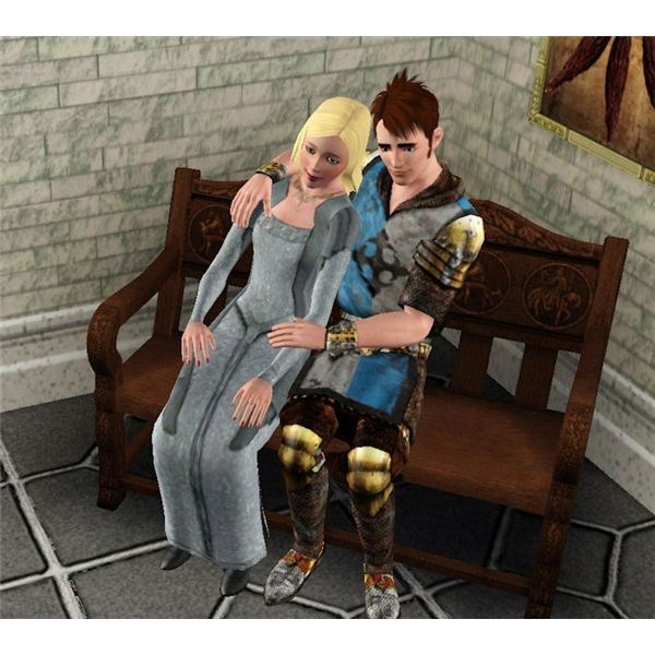 The Sims 3 Medieval Clothing
