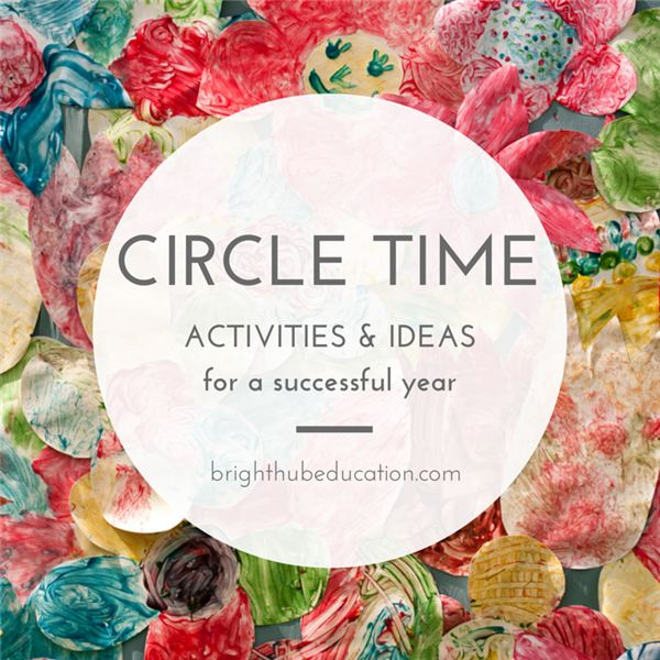 Preschool circle time activities lesson plans
