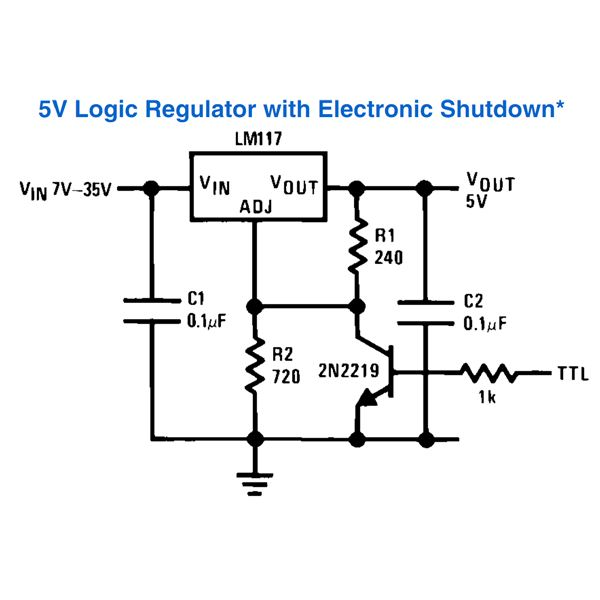 application circuits using lm317 from national semiconductor rh brighthubengineering com