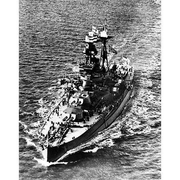 HMS Royal Oak by British Government