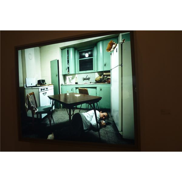 The Construction of the Image: Jeff Wall Photography