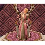 The Sims Medieval queen