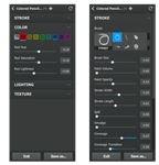 Modifying settings in Topaz Impression