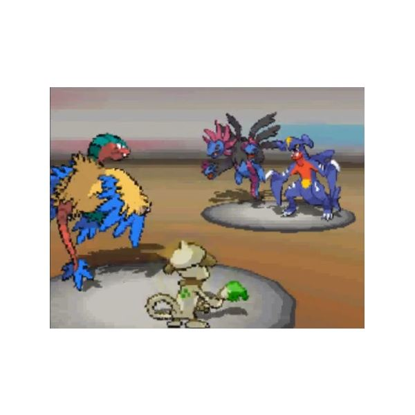 Archeops Battle