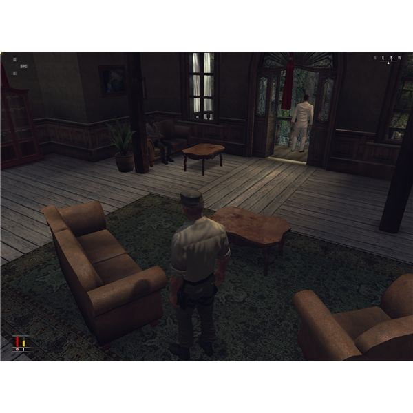 Hitman Blood Money Guide - A Vintage Year - Push Don Delgado Out the Window