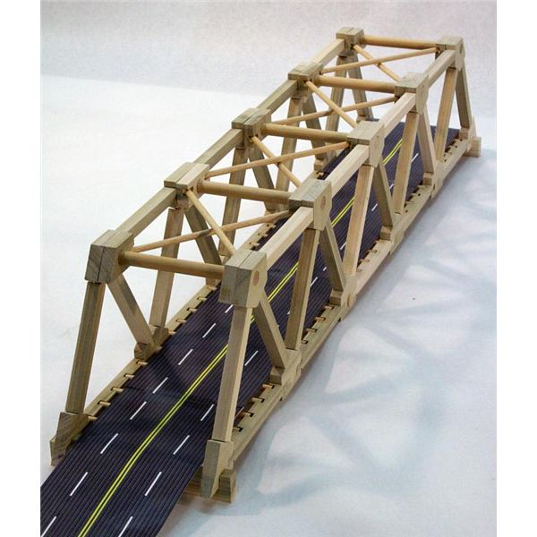 What are Truss Bridges? How can we Construct a Truss Bridge?