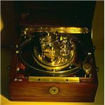 Marine Chronometer from Wiki Commons by Rama