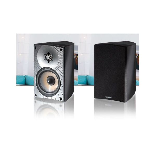 A solid option from Paradigm, the Paradigm Cinema 90 CT 5.1 Home Theater Surround Sound System is highly regarded