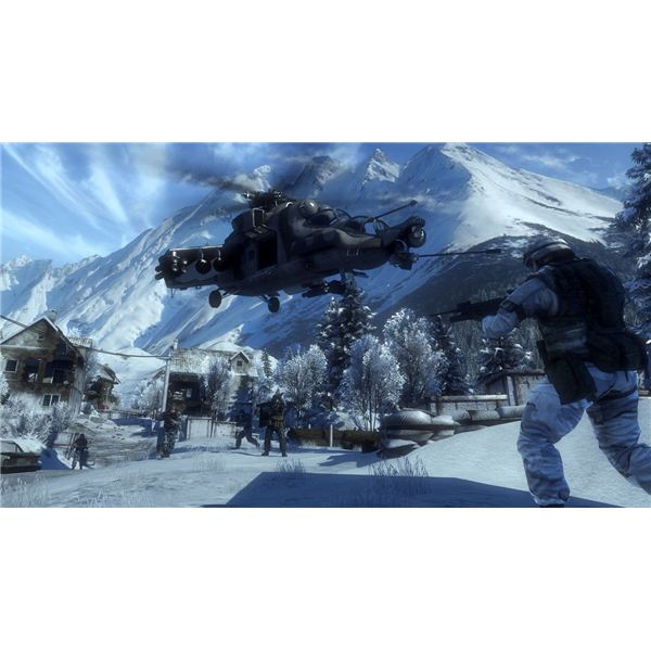 Battlefield: Bad Company 2 Multiplayer Guide - The Basics of Teamwork
