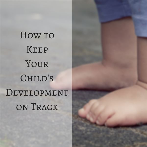 How to Keep Your Children's Development on Track