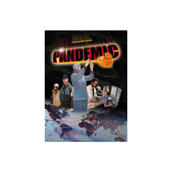 Pandemic by Z-Man Games
