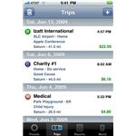 MileBug - Mileage Log & Expense Tracker iPhone App