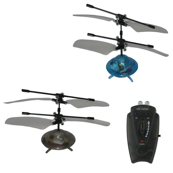Intelli UFO Electric Mini RC Helicopter