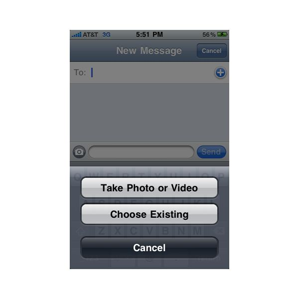 how to send large video from iphone how do i send and receive messages on my iphone 4891