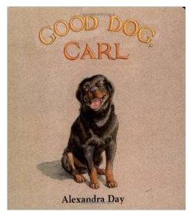 Good Dog Carl by Alexandra Day
