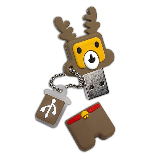 Patriot Holiday Reindeer 4 GB drive