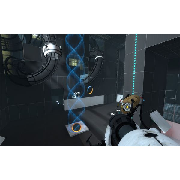 Portal 2 Guide - Chapter 8: The Itch - Test 11