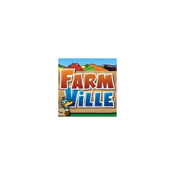FarmVille logo. Source: Official facebook application
