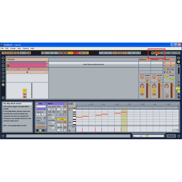 Learn How to Trigger Multiple Midi Tracks in Ableton Live