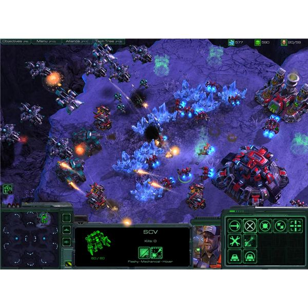 Starcraft 2 Drops: Tactics for Using the Dropship, Warp Prism, Overlord and More