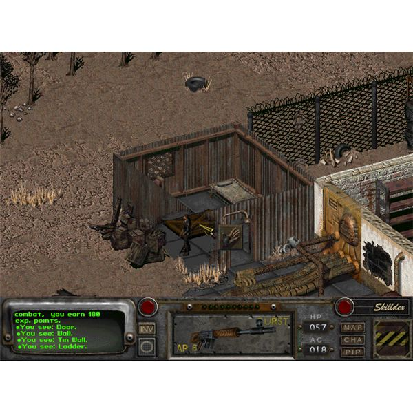 Fallout 2 Power Armor at Game Start - Make a Run to Navarro and ...