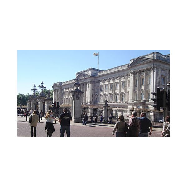Bucking Ham Palace – Really, not sure what it has to do with Jack the Ripper or Sherlock Holmes