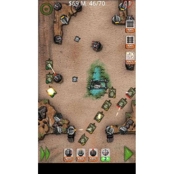 Armored Defense - One of the Best Android Tower Defense Games