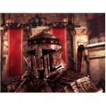 In Dragon Age Origins heavy armor is protective, but it increases the stamina cost of skills