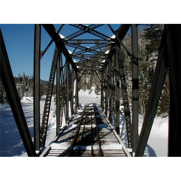 truss bridge kind