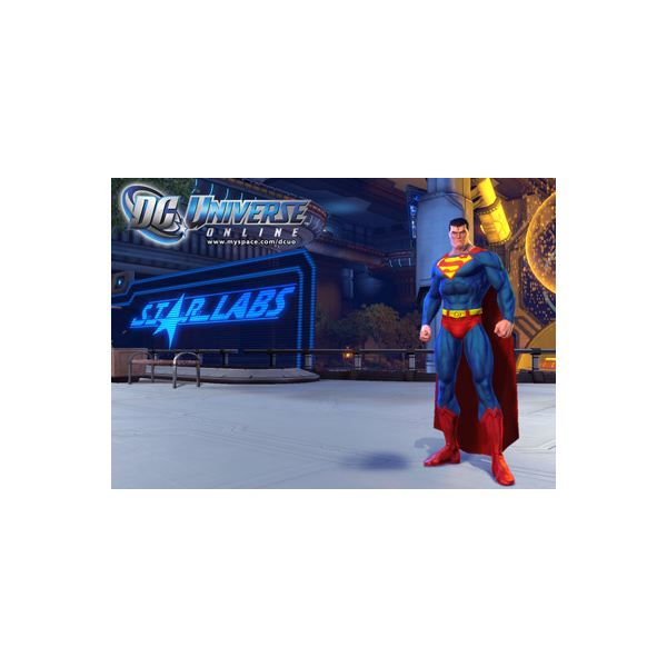 DC Universe Online Guide for New Players