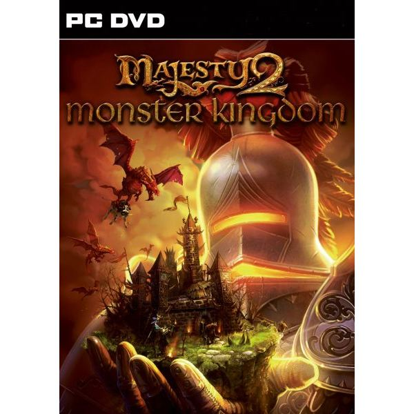 Majesty 2 Monster Kingdom cover