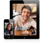 iPad in ESL: FaceTime is one way to improve your English (Image Credit: Apple.com)