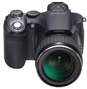 Casio Exilim EX-F1 6MP 12x Zoom 2.8-Inch LCD Pro Digital Camera