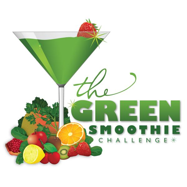 The Green Smoothie Challenge: An All Natural Detox Cleanse With Many Green Smoothie Recipes