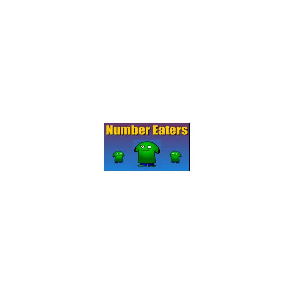 numbereaters logo
