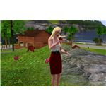 The Sims 3 Red Admiral Butterfly