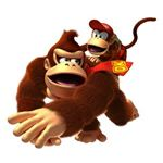 DK and Diddy set off for adventure once again.