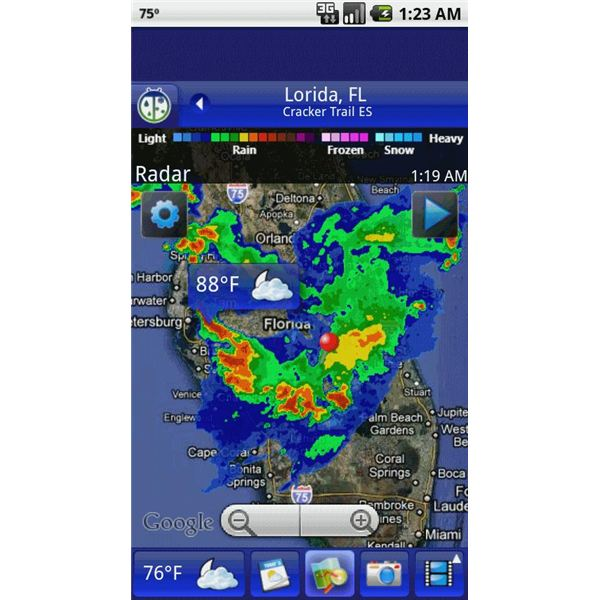 These Android Weather Apps Keep You In The Know, Rain or Shine