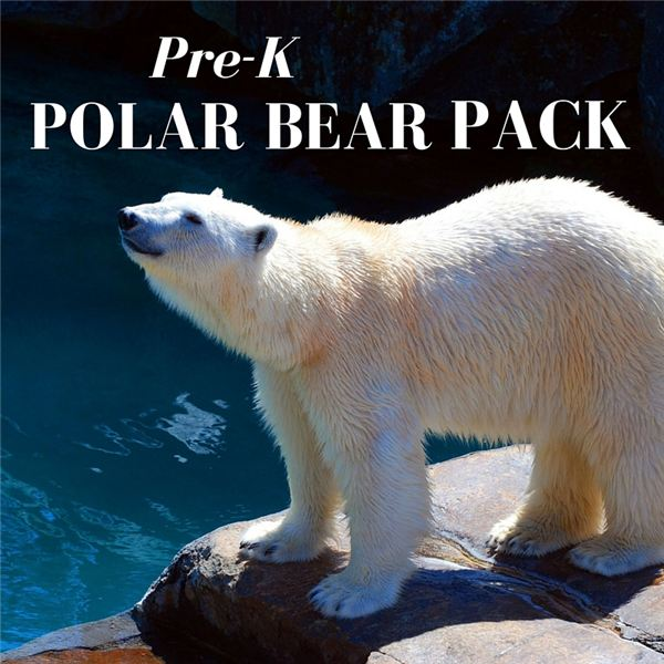 Preschool Polar Bear Lesson Ideas: Films and Books as Teaching Tools