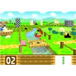 Kirby 64 Featues Really Colorful Locales