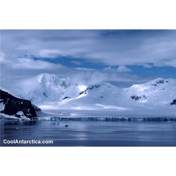 Key Characteristics of the Geography of Antarctica
