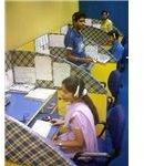 450px-An Indian call center