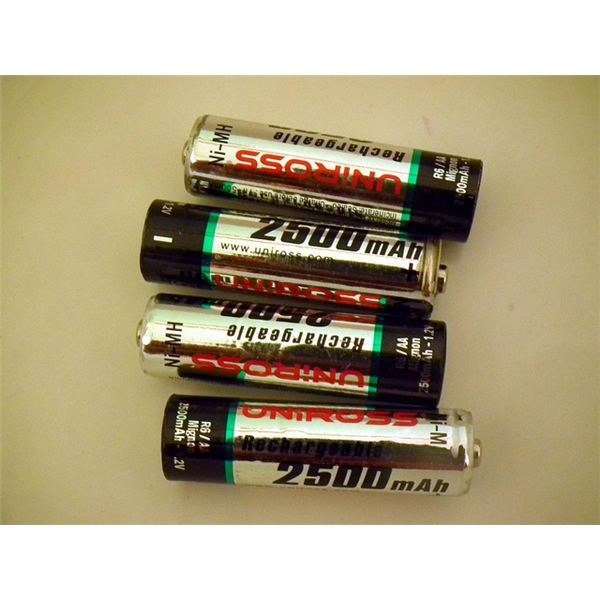 Types of Batteries and Their Applications